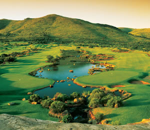 Sun City Hotel Golf Course