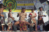 The Grahamstown Arts Festival