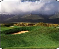 Photo of the Fancourt golf course