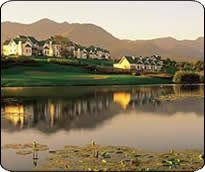 Fancourt view of houses